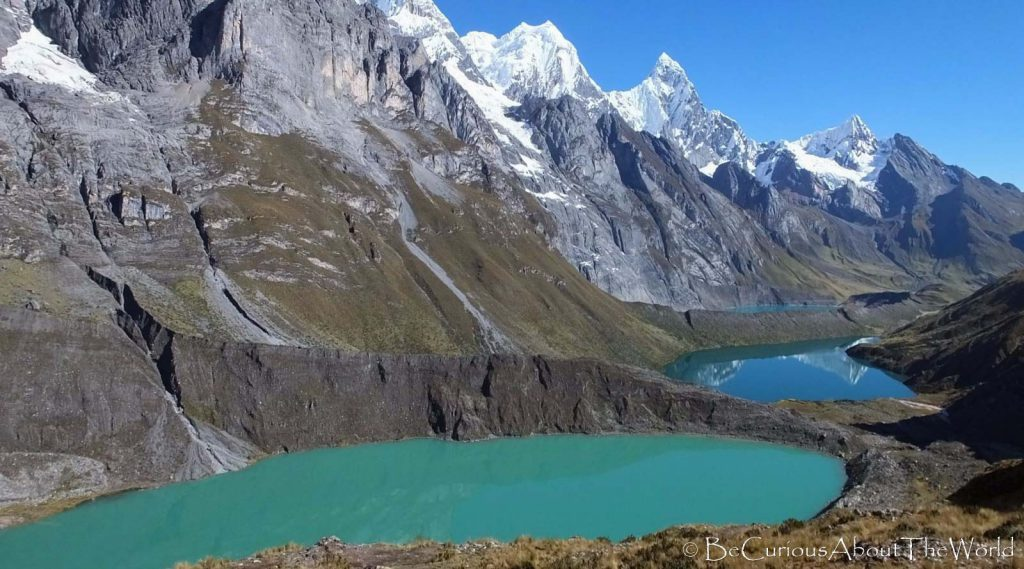 BeCuriousAboutTheWorld - Huayhuash Circuit