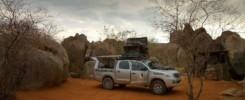 BeCuriousAboutTheWorld - Samochód z wypożyczalni - Afryka
