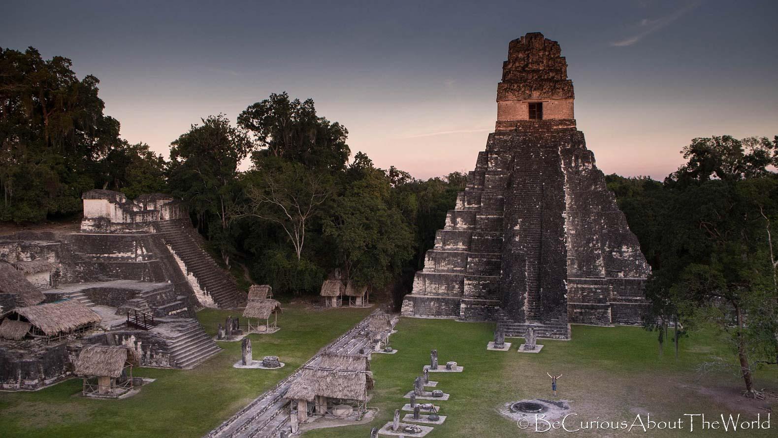 BeCuriousAboutTheWorld - Central America