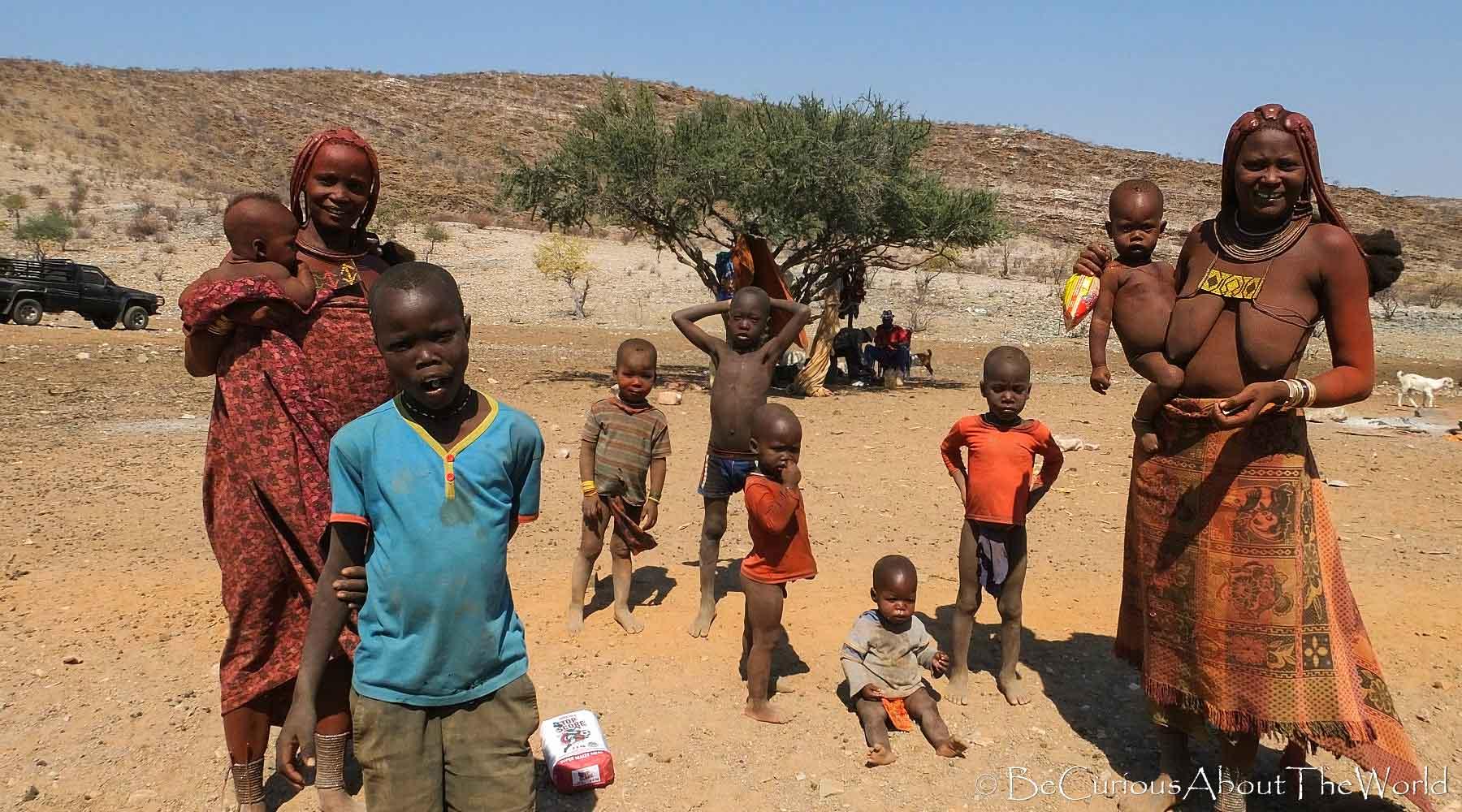 BeCuriousAboutTheWorld - Nambia